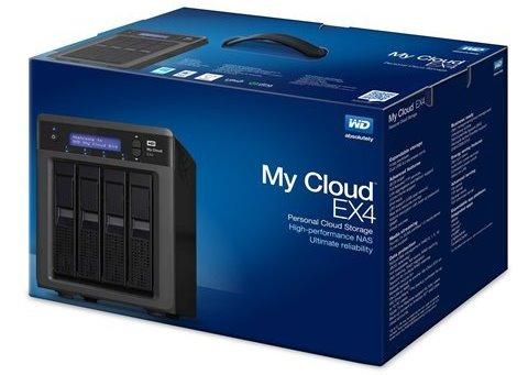 WD My Cloud EX4 4-Bay NAS – Specs, Price, Reviews and Where to Buy