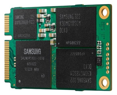 Samsung 840 EVO mSATA SSD specifications