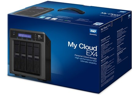 WD My Cloud EX4 Price