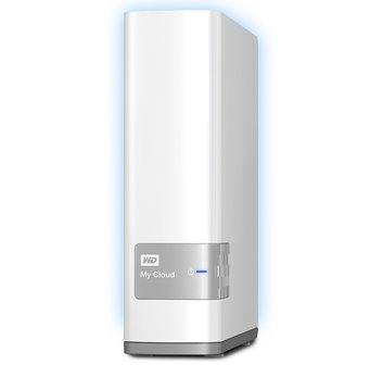 WD My Cloud review