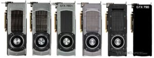 nvidia geforce gtx titan black edition and geforce gtx 790