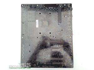 Rear PCB