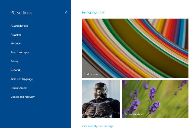 How to switch in local account in windows 8.1