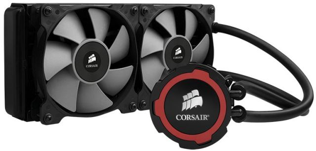 Corsair Hydro H105 Review