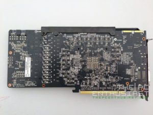 Asus R9280X-DC2T-3GD5 PCB Rear
