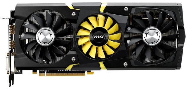 MSI R9 290X LIGHTNING reviews