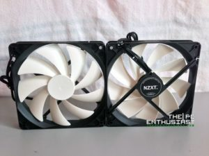 NZXT High Performance 140mm Fans