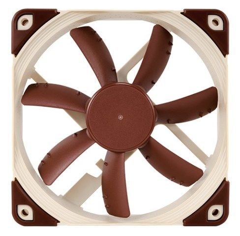 Noctua NF-S12A (PWM, FLX, ULN) Series Review