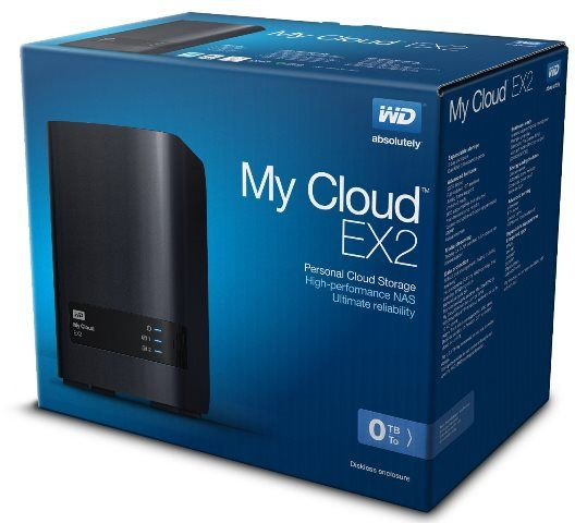 WD My Cloud EX2 price and where to buy