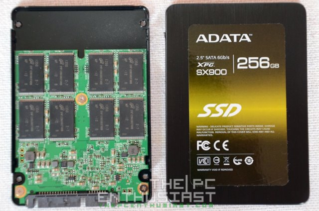 ADATA XPG SX900 256GB SSD Review 006