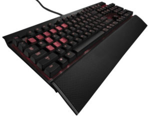 Corsair Vengeance K70 Black Aluminum with Cherry Blue or Brown Switches