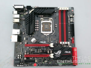 Asus Maximus VI Gene Review
