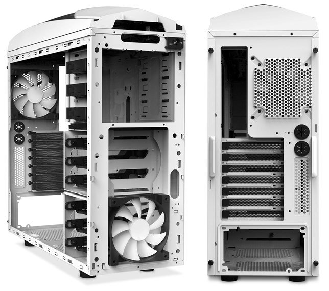 NZXT Phantom 240 Features