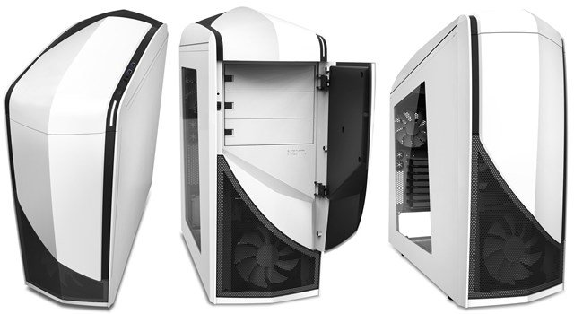 NZXT Phantom 240 Mid Tower Case 002