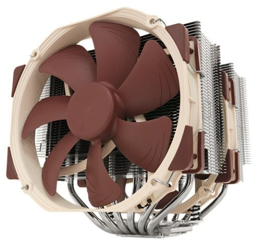Noctua NH-D15 Dual Tower CPU Cooler Unleashed – New and Improved Version of the Popular NH-D14