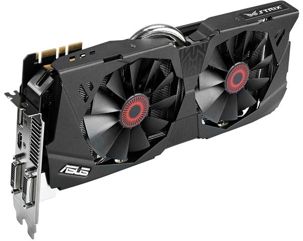 ASUS STRIX GTX 780 6GB OC Edition Specifications