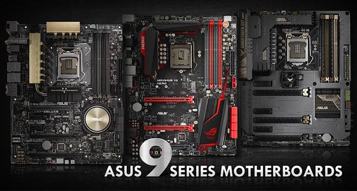 Full Range Asus Z97 and H97 Motherboards Now Official – See Features and Specifications