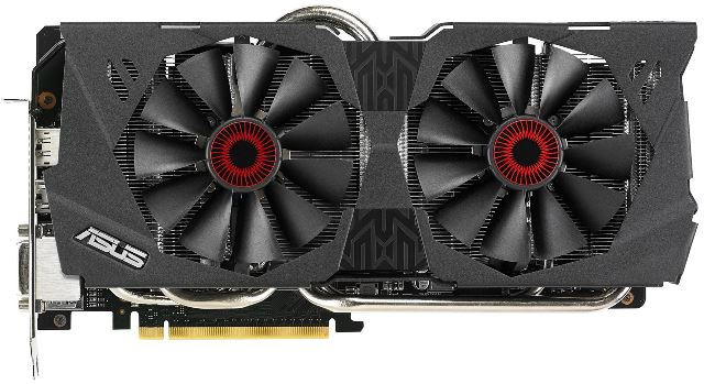 Asus GTX 780 STRIX 6GB Features