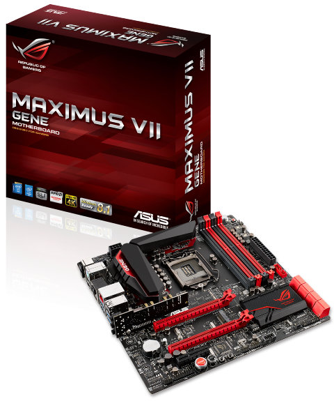 Asus Maximus VII Gene price and where to buy