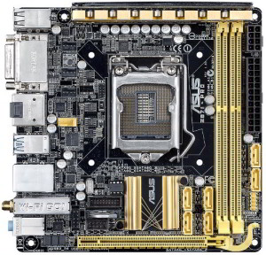 Asus Z87I Deluxe