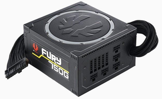 BitFenix Fury PSU Series Unleashed – Features BitShield Six-Point Protection and 80 Plus Gold Certification