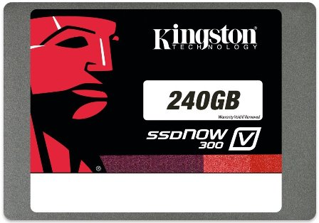 Kingston SSDNow V300 240GB SSD sale
