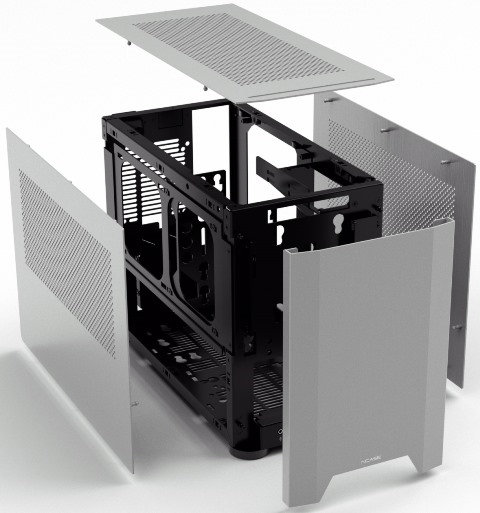 NCASE M1 specifications
