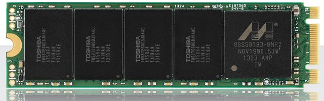 Plextor M6e M.2 PCIe Gen2 x2 SSD Unleashed – See Features and Specifications