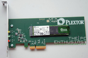 Plextor M6e PCIE 256GB SSD Review-04