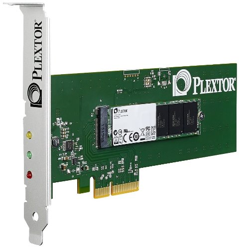 Plextor M6e PCIE SSD Review