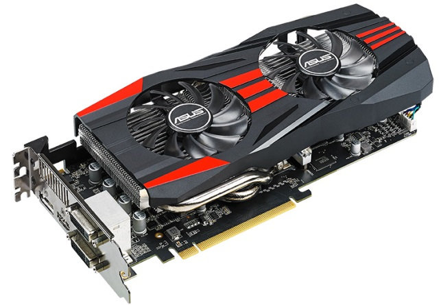 Asus Radeon R9 270X DirectCU II TOP 2GB (R9270X-DC2T-2GD5) Review