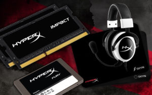 Kingston HyperX Fury Impact Cloud Skyn