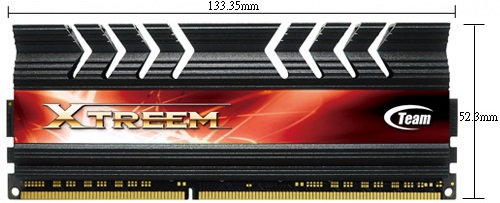 Team Xtream LV DDR3 2400 Specifications