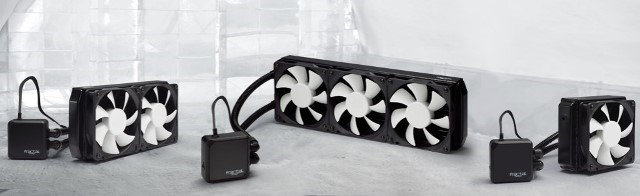 Fractal Design Kelvin Series (T12, S24, S36) AIO Water Cooling System Unleashed – See Features, Specs and Prices