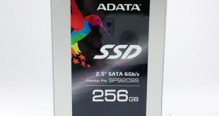 ADATA SP920 256GB SSD Review