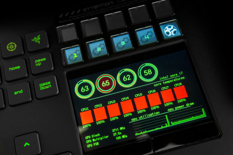 FinalWire AIDA64 v4.60 Released – Now Supports 14 New LCD and VFD Devices
