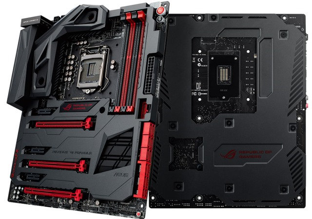 Asus Maximus VII Formula Z97 Motherboard Unleashed – See Features and Specifications