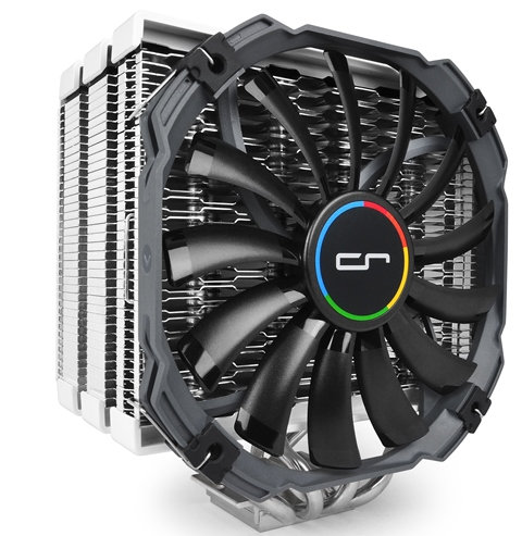 Cryorig H5 Universal CPU Cooler Released – See Features, Specs and Price