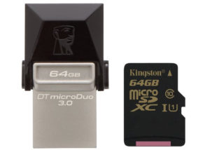 Kingston DataTraveler DUO3.0