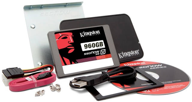 Kingston SSDNow V310 features and specifications