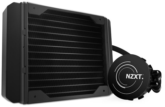 NZXT Kraken X31 120mm Variable Speed Liquid Cooling Kit Unleashed