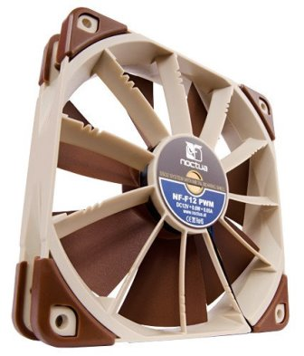 Noctua NF-F12 PWM 120mm Case Fan Review