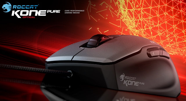 Roccat Kone Pure Optical Review