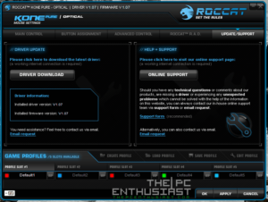 Roccat Software 05