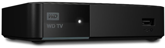 WD TV Media Player Personal Edition Features