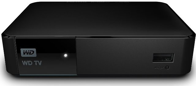 WD TV Media Player Personal Edition