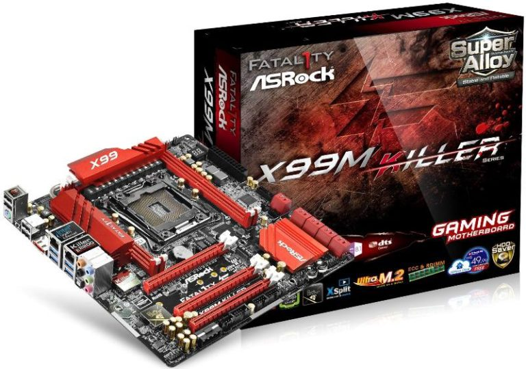 ASRock FATAL1TY X99M Killer Micro ATX X99 Motherboard Revealed – See Features and Specs