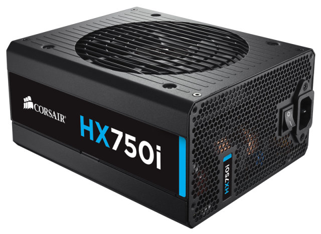 Corsair HX750i 80 Plus Platinum PSU