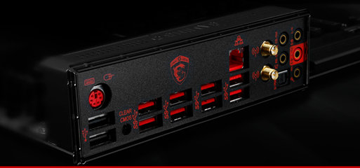 MSI X99S Gaming 9 AC specifications