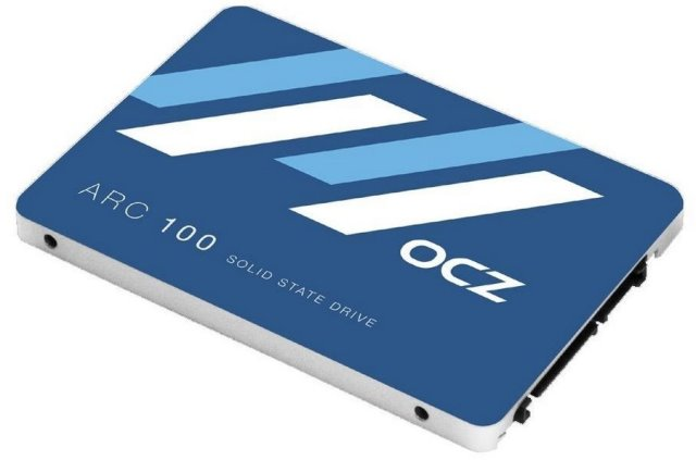 OCZ ARC 100 SSD Gets Listed on Amazon – See Features and Price